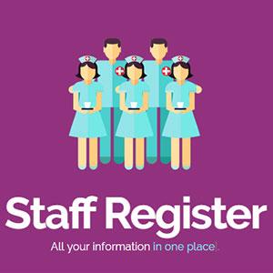 Staff Register